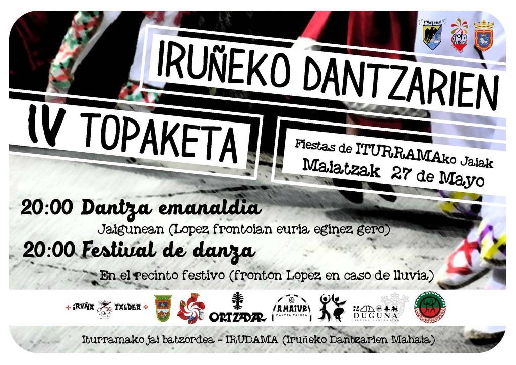 Iruñeko Dantzarien Topaketa