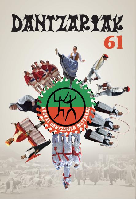 'Dantzariak' aldizkariaren 61. alea