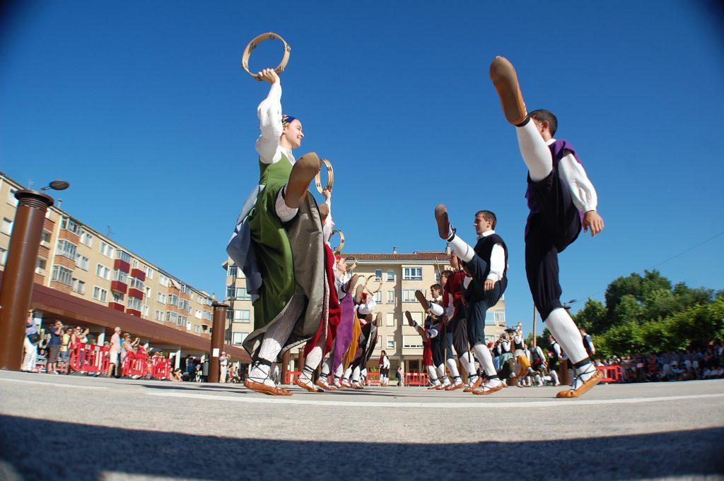 Euskal Herriko Dantzari Eguna Berriozarren