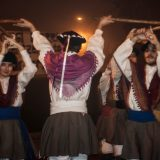 Fotos de la ezpata dantza de Azpilagaña