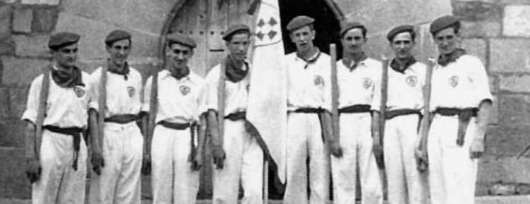 Oberenako lehenbiziko zortzikoa, 1941ean